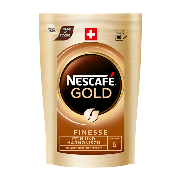Instant Coffee - Nescafé Gold Finesse Instant Coffee
