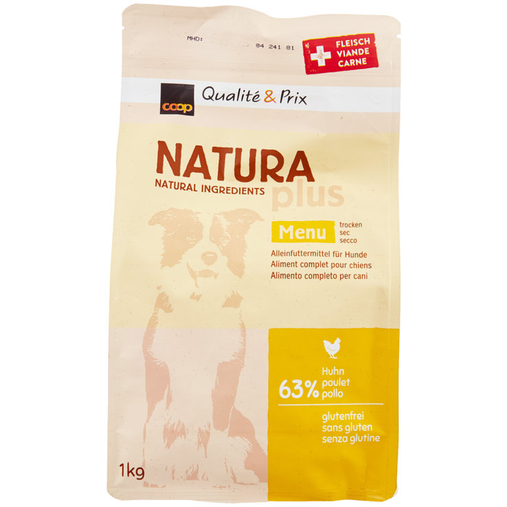 Dry Food - Naturaplus Chicken Flavoured Dry Dog Food