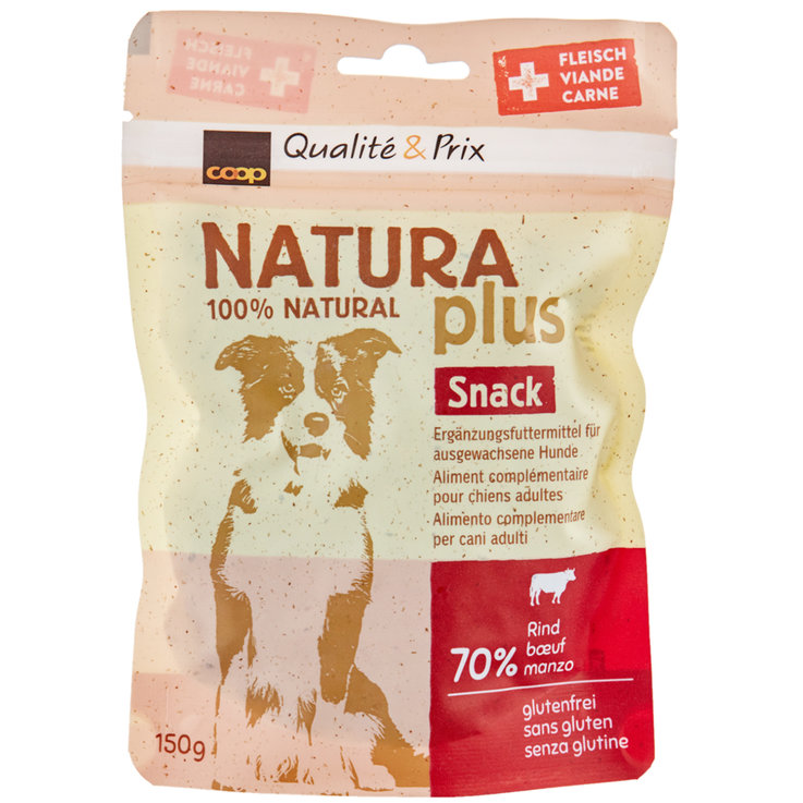 Snacks and Treats - Naturaplus Beef Flavoured Dog Snacks