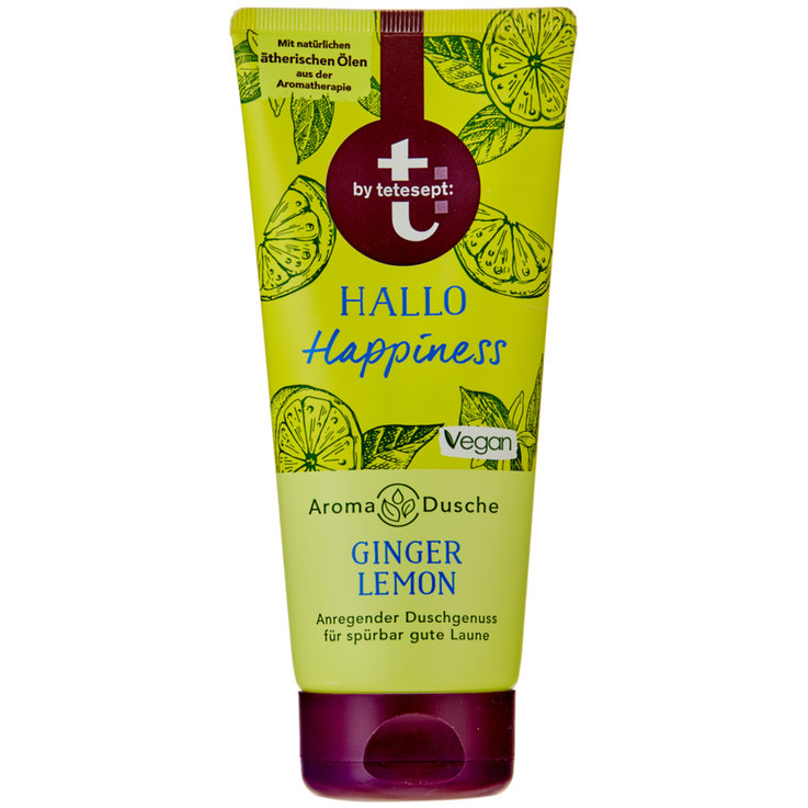 Shower Cream - Tetesept Hello Happiness Shower Gel