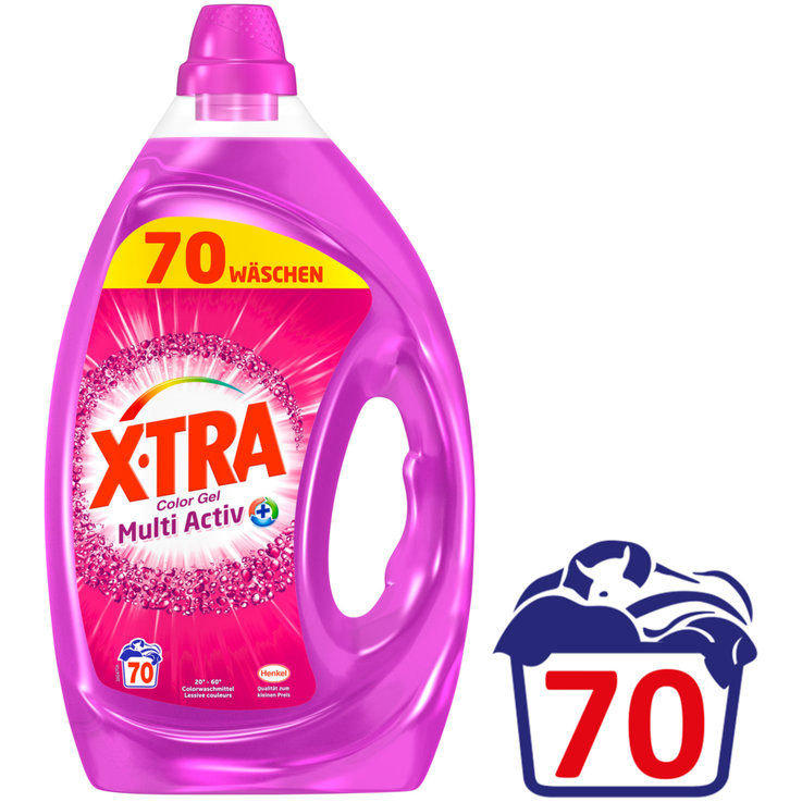 Universal & White - X-tra Multi-Activ Color 3.5L, 70WG