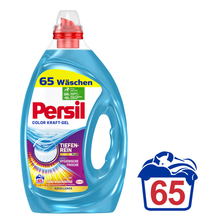 Colour - Persil Color Gel Laundry Detergent 65 Loads
