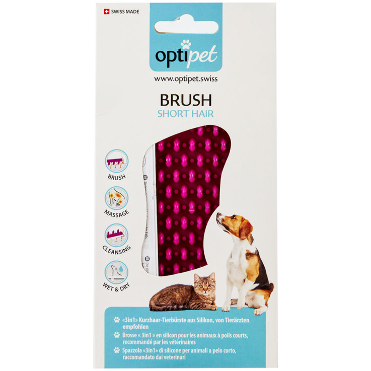 Health and Care - OptiPet Cat Hair Brush