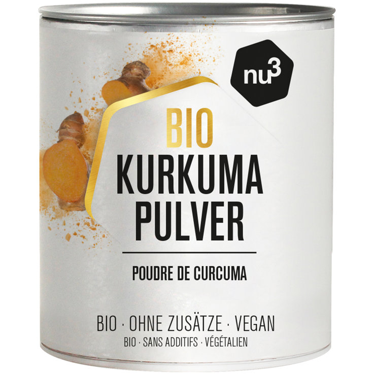 Proteins - nu3 Organic Turmeric Powder