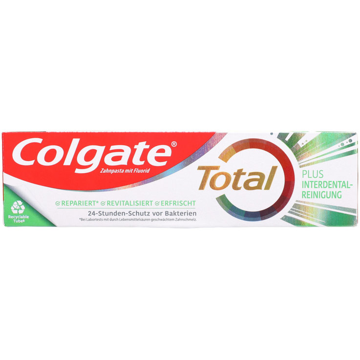 Dentifrice pour adultes - Colgate Dentifrice Total Interdental Clean
