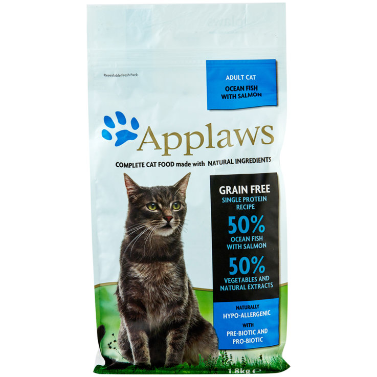 Dry Food - Applaws Cat Ozean Fisch mit Lachs