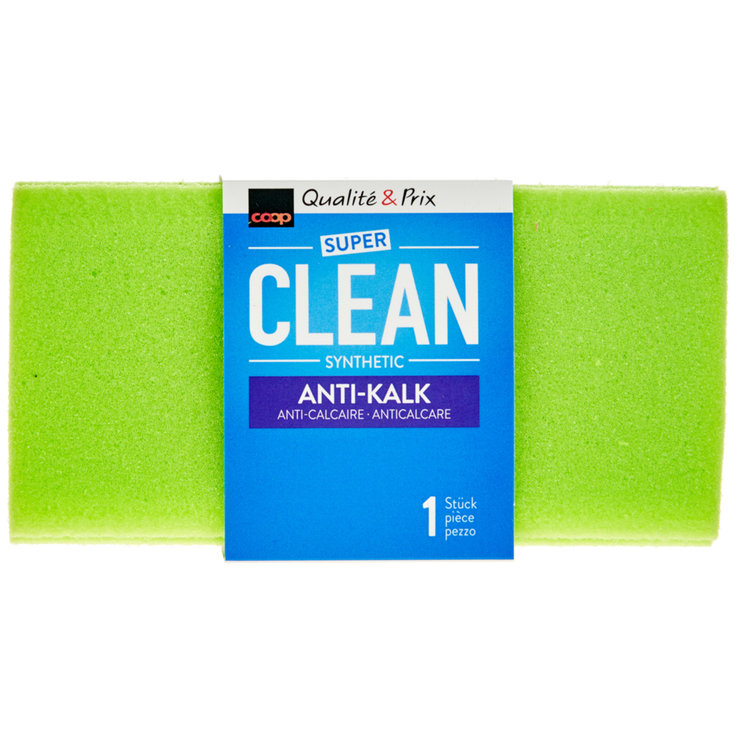 Sponges - Super Clean Anti-Limescale Sponge