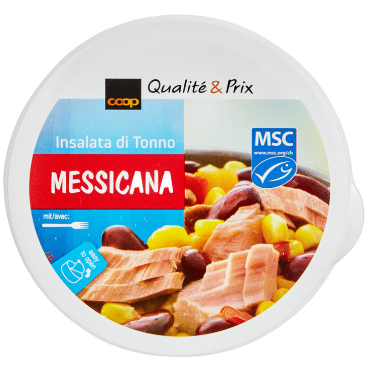 Insalate già pronte - Coop Insalata di Tonno Messicana