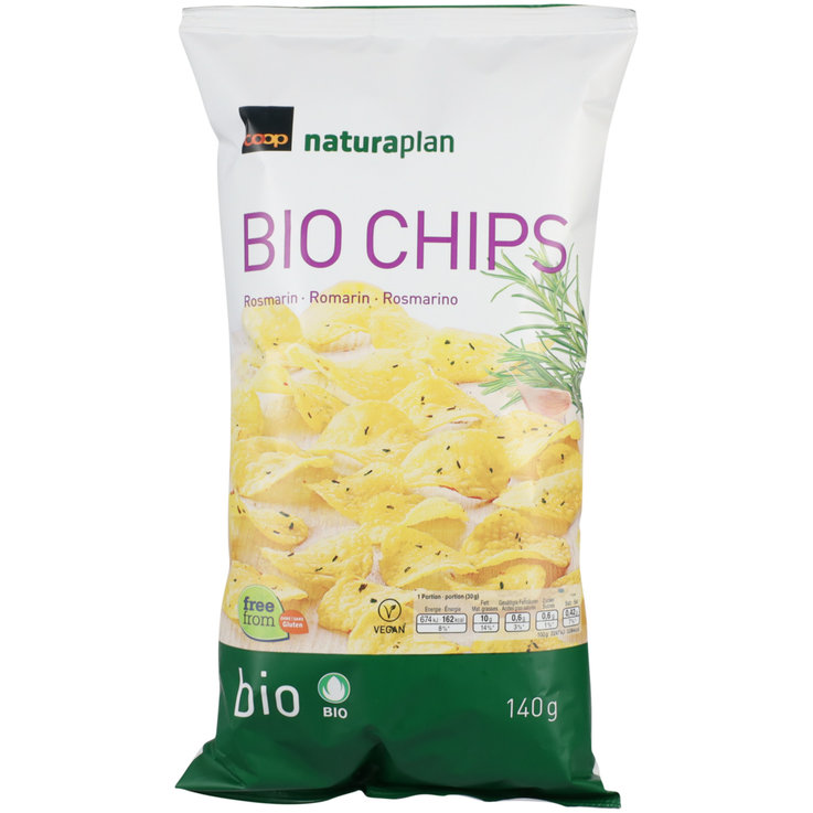 Special Crisps - Naturaplan Organic Rosemary Chips