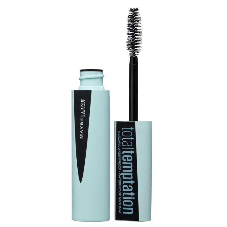Eyes - Maybelline Mascara Temptation Waterproof 01 Black