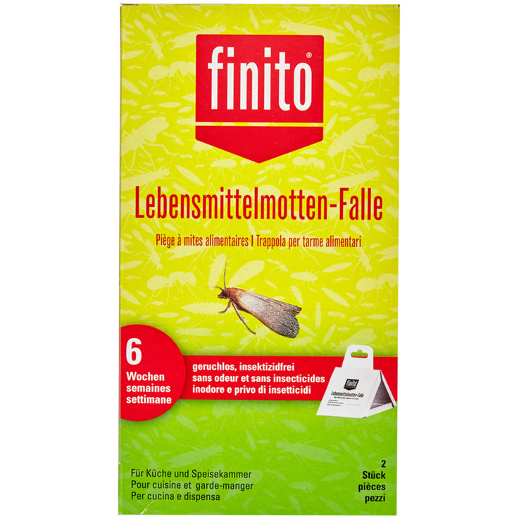Insect Repellent - finito Pantry Moth Papers Pack of 2