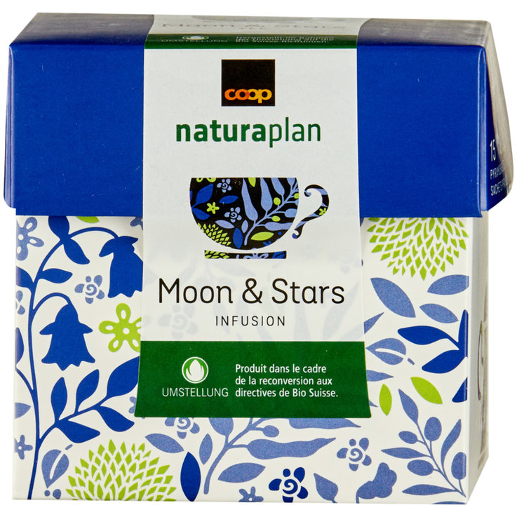 Tea Blends - Naturaplan Organic Moon & Stars Tea 15 Bags