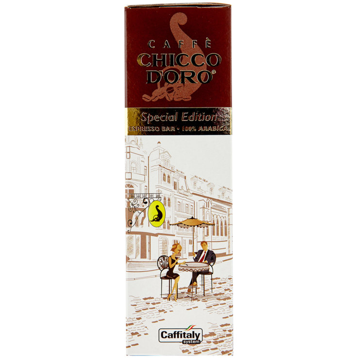 Other Systems - Chicco d'Oro Caffitaly Espresso Bar Coffee 10 Capsules