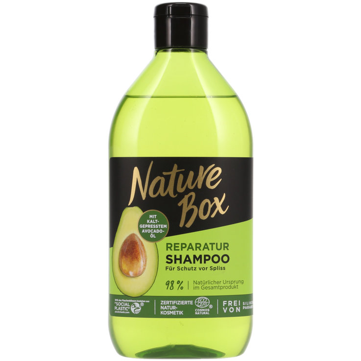 Regular Shampoo - Nature Box Shampoo Avocado