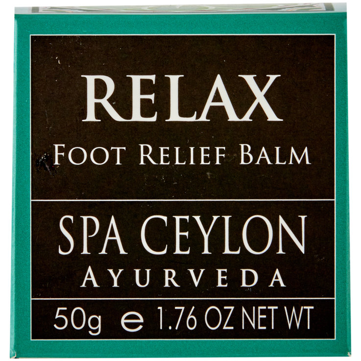 Body Oil & Body Butter - Spa Ceylon Relax Balm