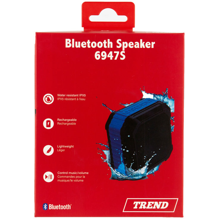 Household Appliances & Wires - Trend 6947S Bluetooth Speaker