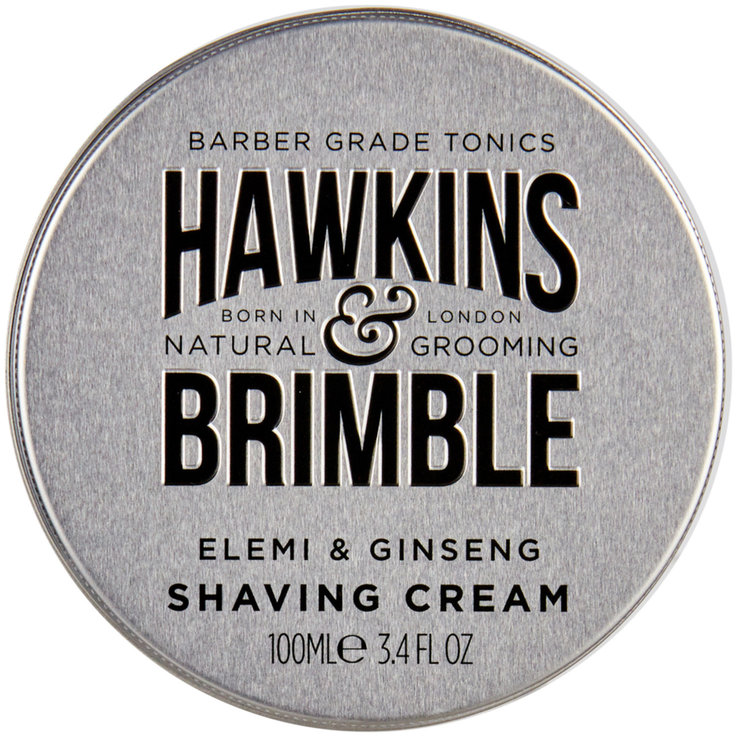 Shaving Foam - Hawkins & Brimble Shaving Cream