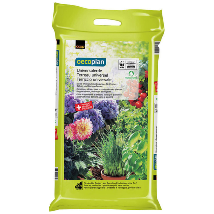 Soil & Fertilizer - Oecoplan Universal Soil 5l