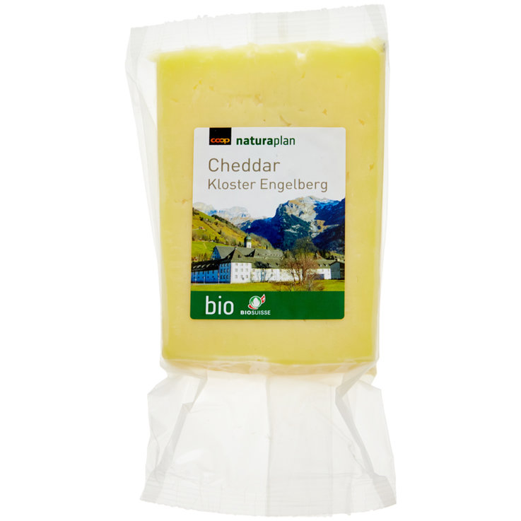 Other Cheeses - Naturaplan Bio Cheddar ca. 200g