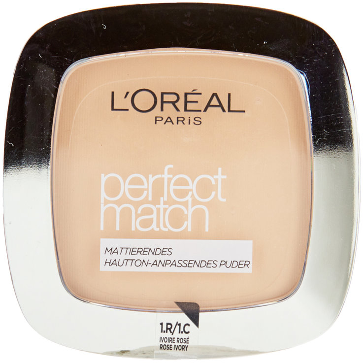 Gesicht - L'Oréal Paris Perfect Match 1R/1C Rose Ivory