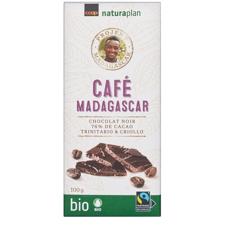 Dark - Naturaplan Organic 76% Madagascar Ground Coffee