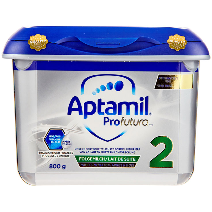 6 Months + - Milupa Aptamil Profutura 2 Follow-Up Milk 6 Months+