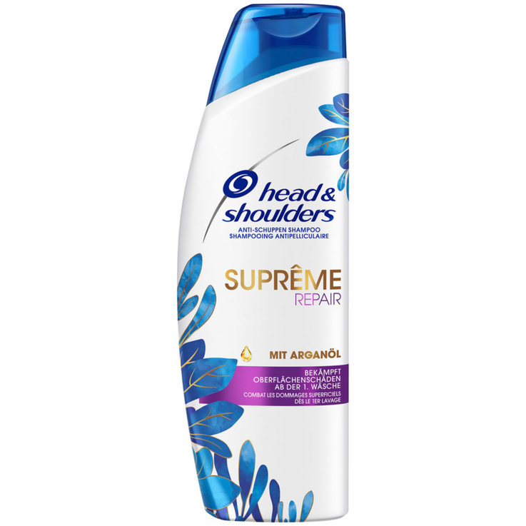 Repair & Color Shampoo - Head & Shoulders Supreme Repair Shampoo