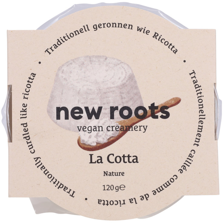 Tapenades - New Roots Ricotta nature