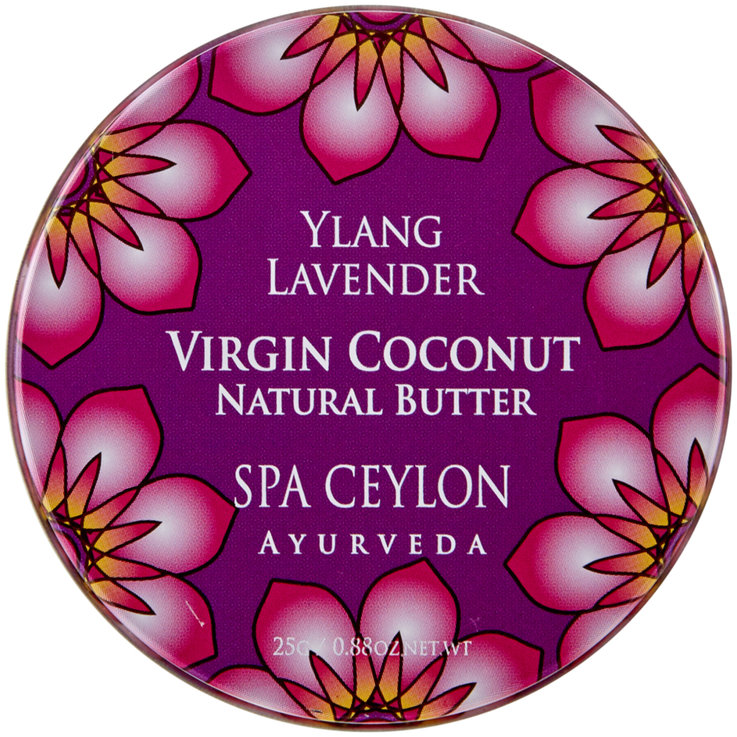 Body Oil & Body Butter - Spa Ceylon Ylang Lavender Cocoa Butter