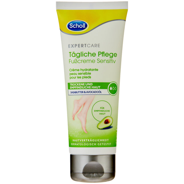 Feet - Scholl Sensitive Foot Cream