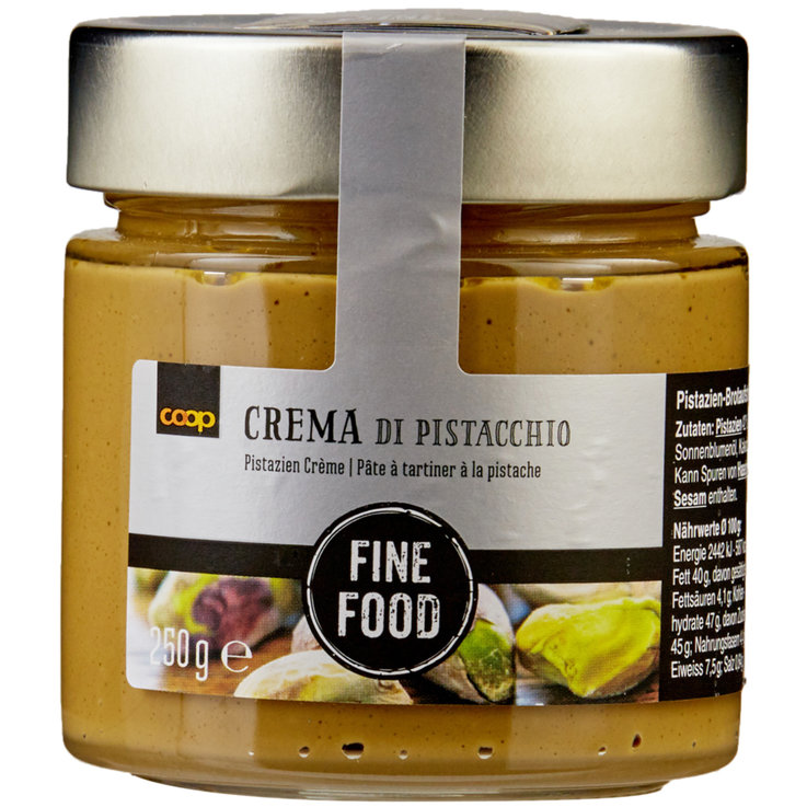 Other Sweet Spreads - Fine Food Pistachio Cream