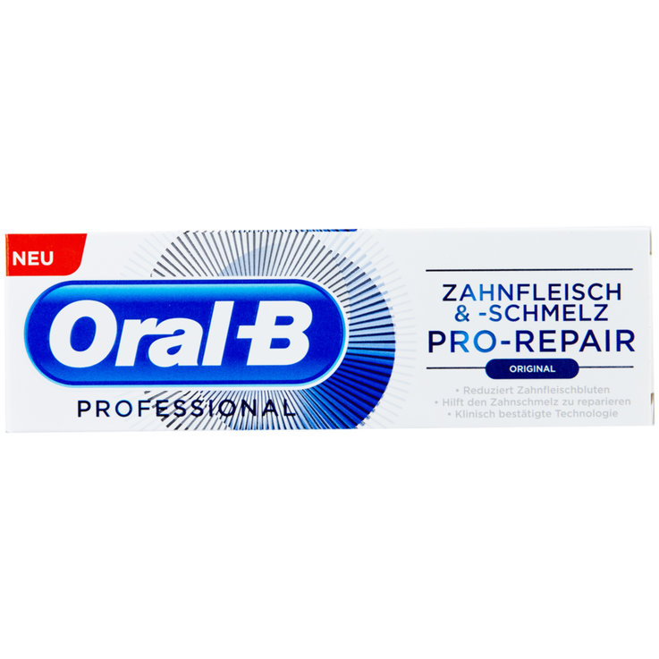Dentifrice pour adultes - Oral-B Dentifrice Professional original