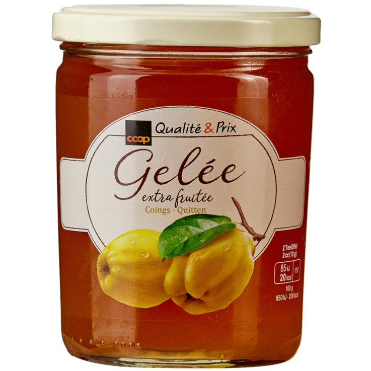 Other Sweet Spreads - Quince Jelly