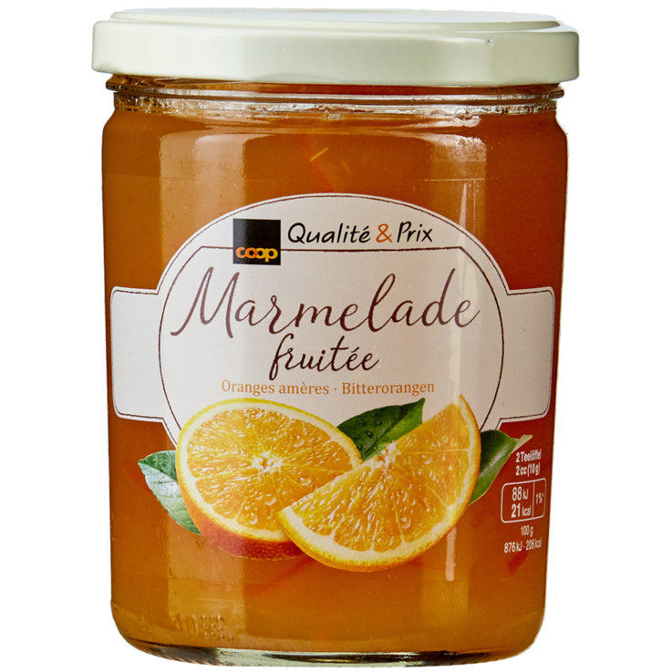 Citrus Fruit & Exotic Fruit - Bitter Orange Jam