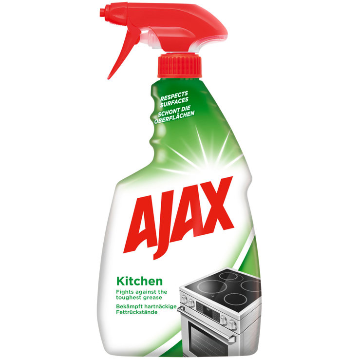 Detergenti per la cucina - Ajax Optimal 7 Küche & Anti-Fett