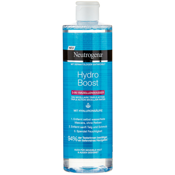 Make-Up Remover - Neutrogena Micellar Water
