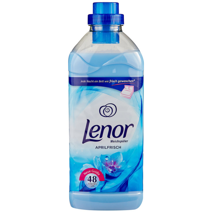 Single pack - Lenor April Fresh Liquid Fabric Softener 48 Loads