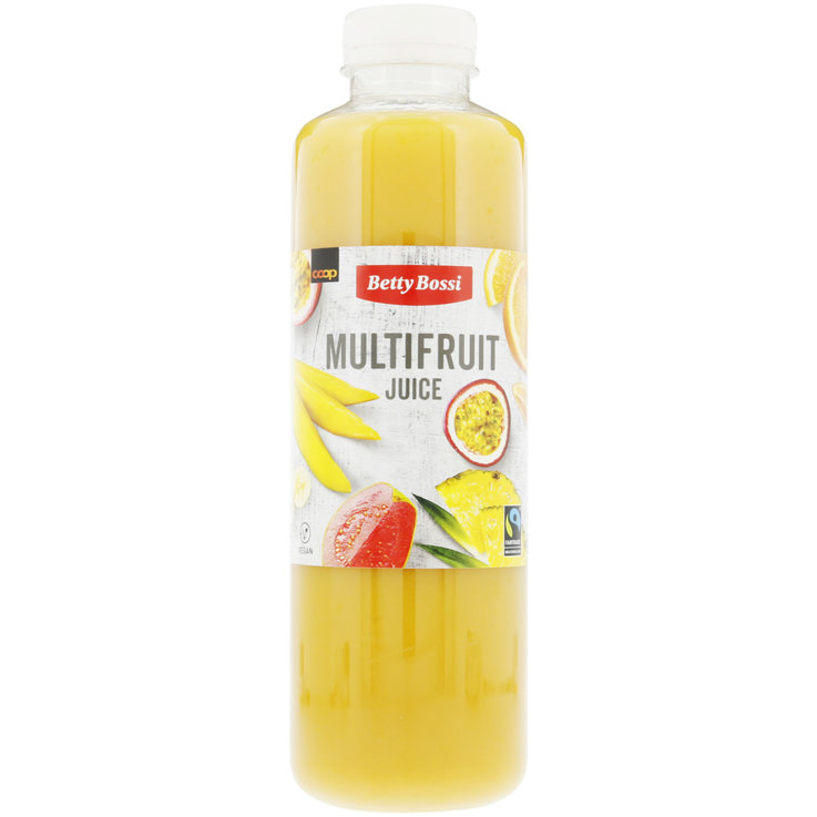 Other Fresh Juices - Betty Bossi Fairtrade Multi-Fruit Juice