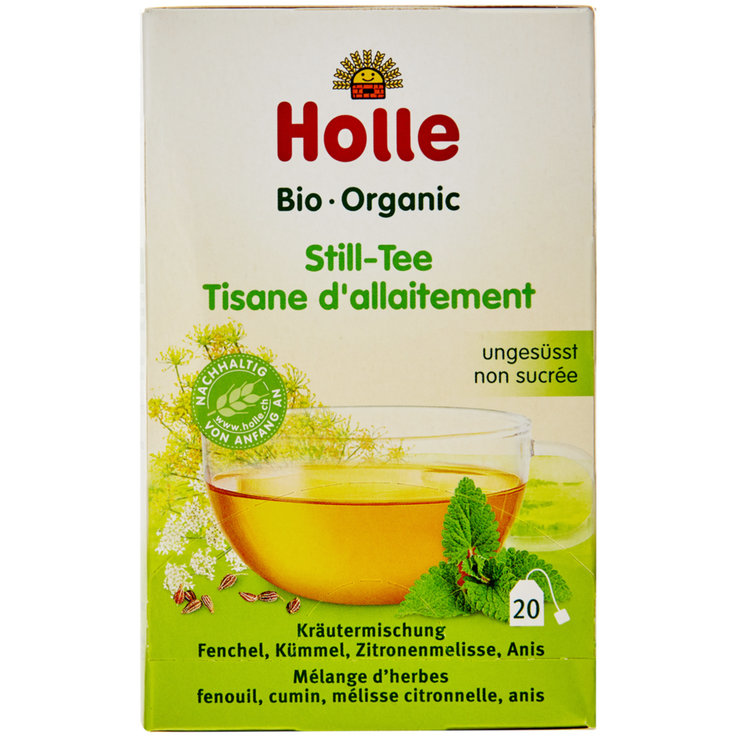 Herbal Tea - Holle Organic Breastfeeding Tea