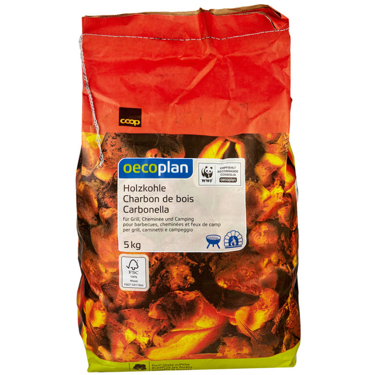 Grill Accessories - Oecoplan Charcoal