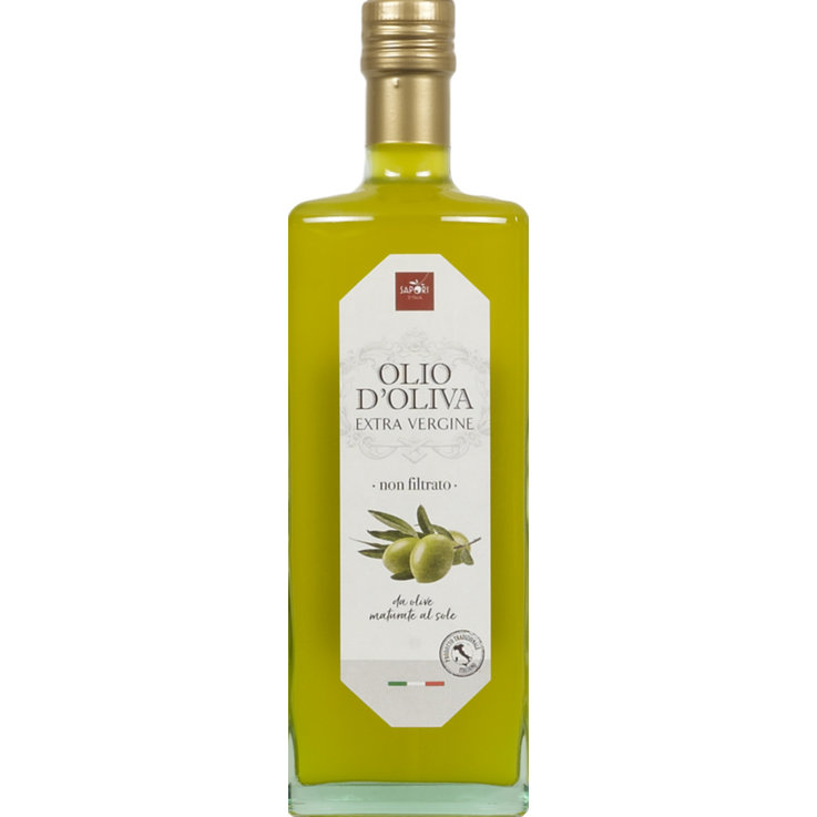 Olive Oil - Sapori d'Italia Unfiltered Olive Oil