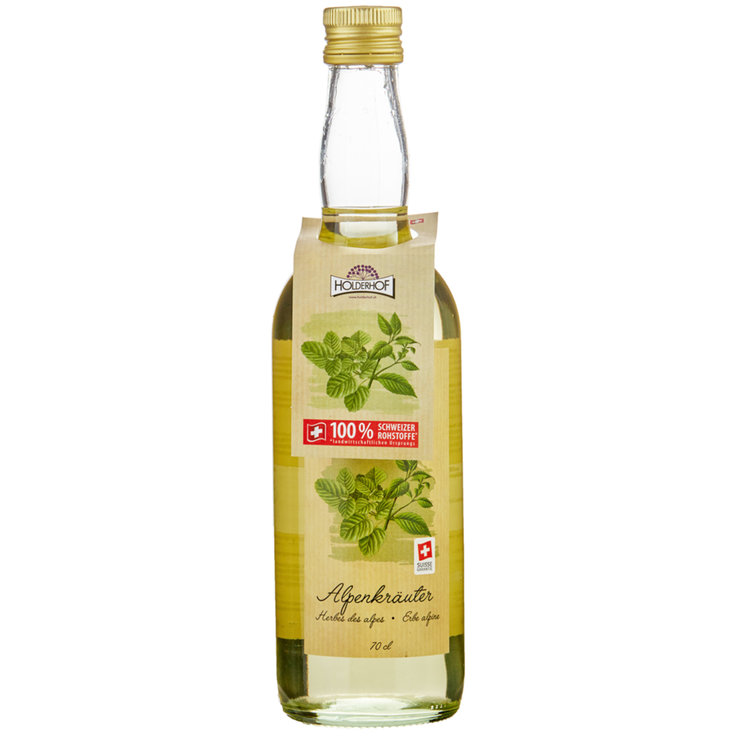 Syrup - Homemade Alpen Herb Syrup