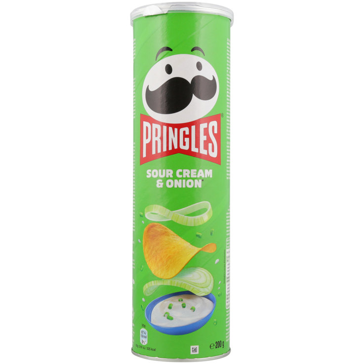Chips speciales - Pringles Chips Sour Cream & Onion