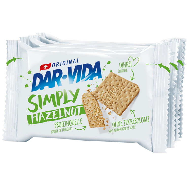 Natural - DAR-VIDA Simply Hazelnut