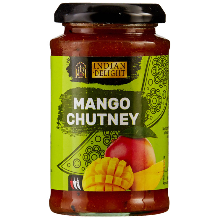 Other Sweet Spreads - Indian Delight Mango Chutney