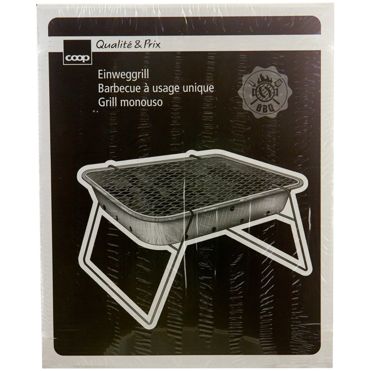 Grill Accessories - Gril jetable avec support