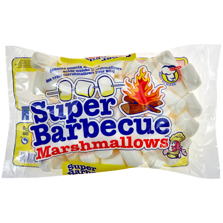 Gummies - Super Barbecue Marshmallows