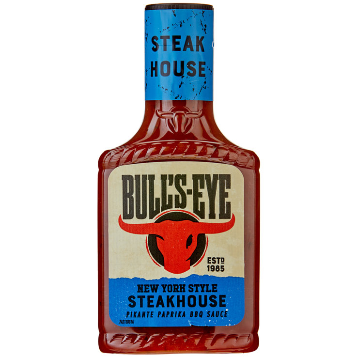 Chutney & Special Sauces - Bull's Eye Steakhouse BBQ Sauce