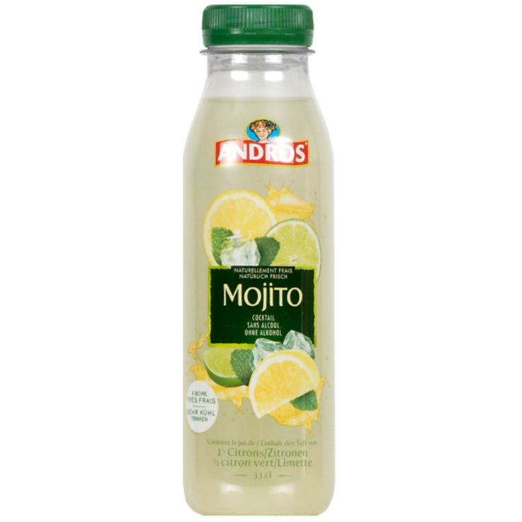 Jus frais & Smoothies - Andros Jus de fruits Mojito
