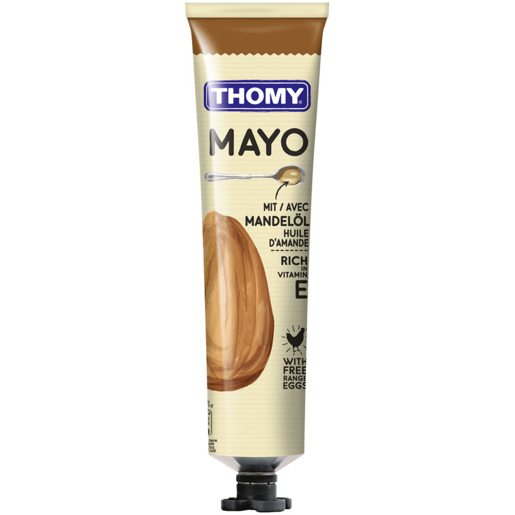 Mayonnaise - Thomy Mayonnaise à l'huile d'amandes